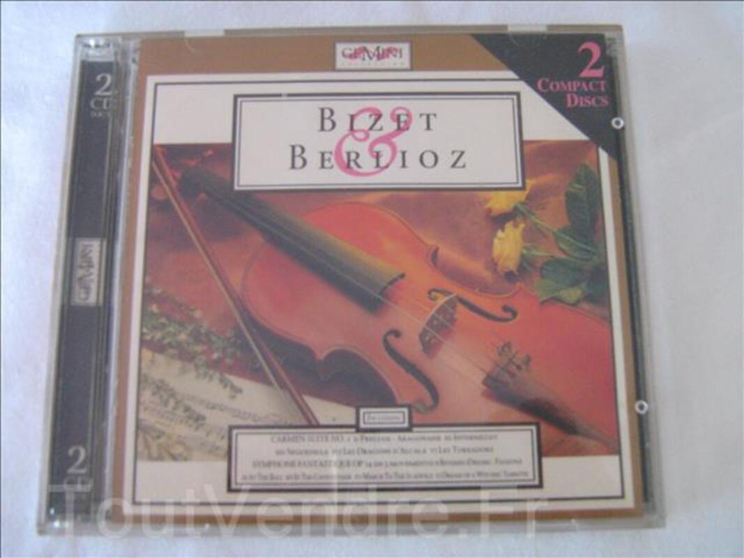 CD double Bizet & Berlioz 92437981