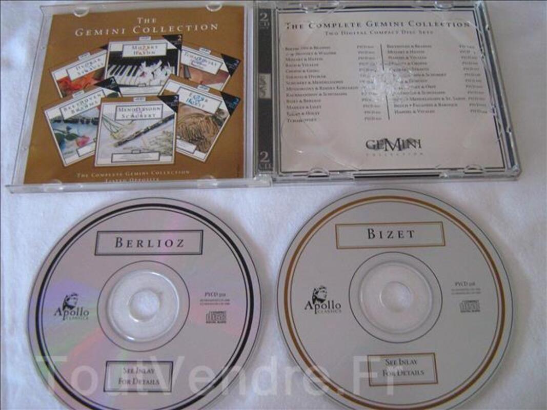 CD double Bizet & Berlioz 92438025