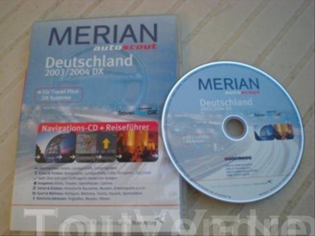 CD Original DX Allemagne 2004 Audi, Mercedes, VW... 43939981