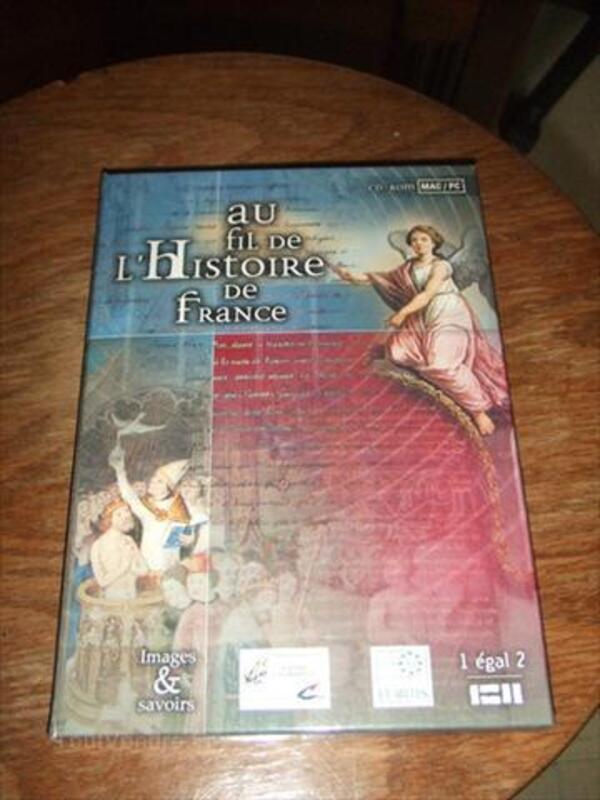 CD-ROM Au fil de l'Histoire de France 72949891