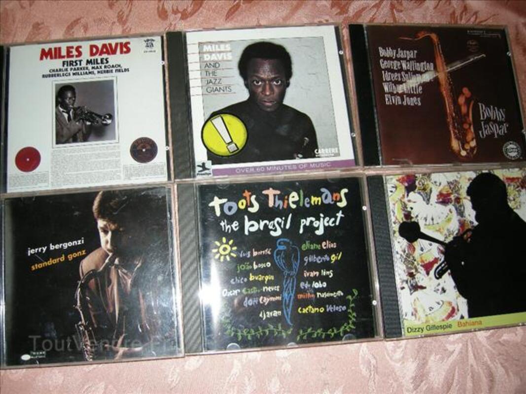 CDs Jazz 88306094