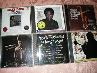 CDs Jazz