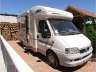 Cède Camping car profilé Adriatik