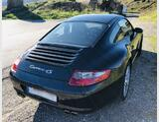 Cède Porsche 997-4S de 2007 phase 1 - 95500 km Black basalte