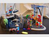 Centre aquatique dauphin Playmobil