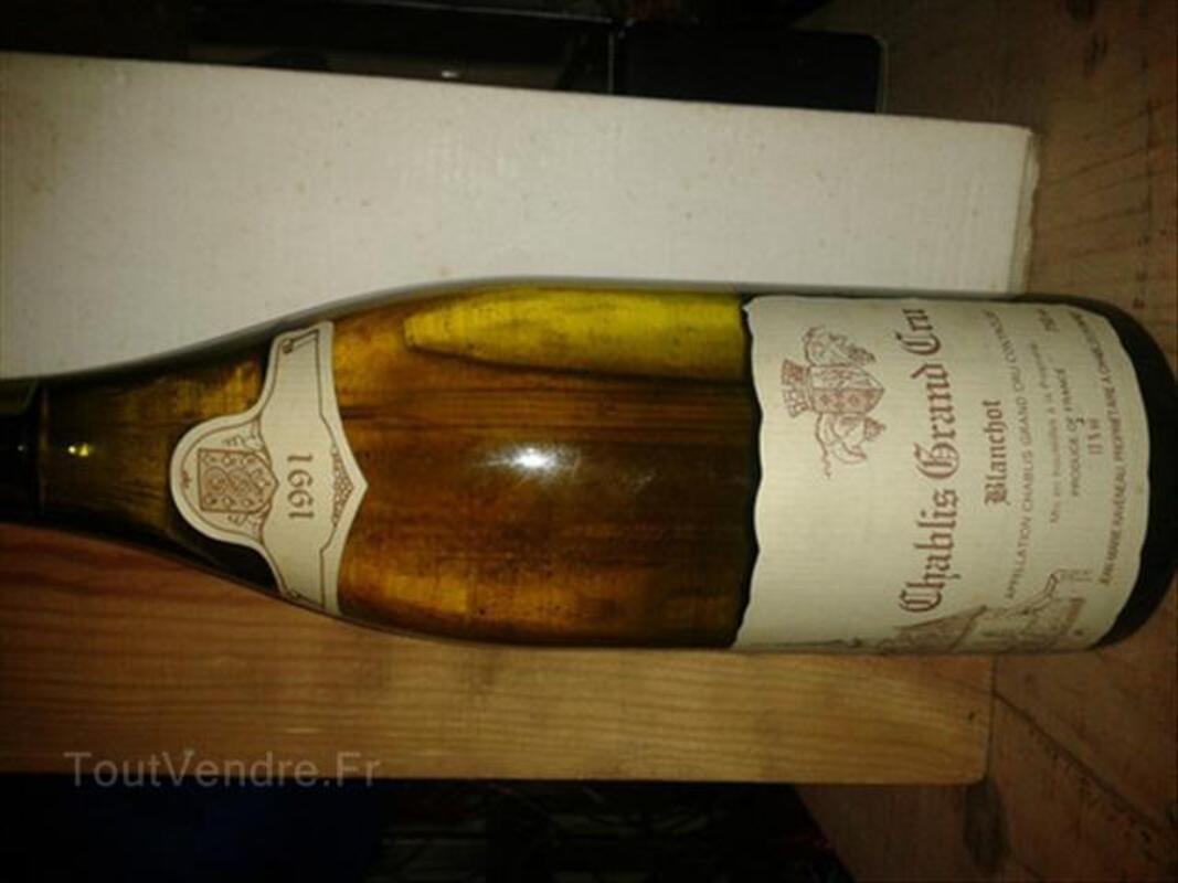 Chablis domaine raveneau blanchot 1991 71078325