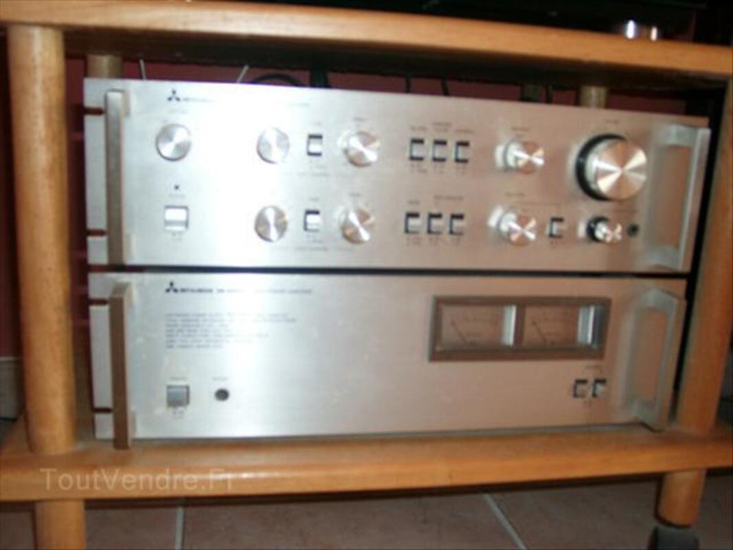 Chaine hi-fi & paire d'enceintes Cabasse 40 w 56173083