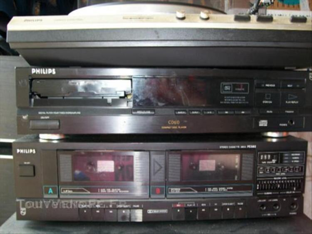 Chaîne Hi-Fi + tourne disques 44272726