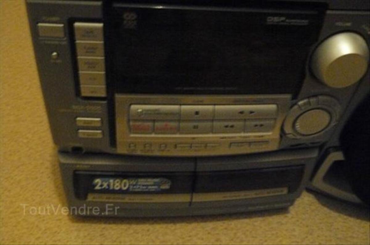 CHAINE HIFI LECTEUR TROIS CD 56393502