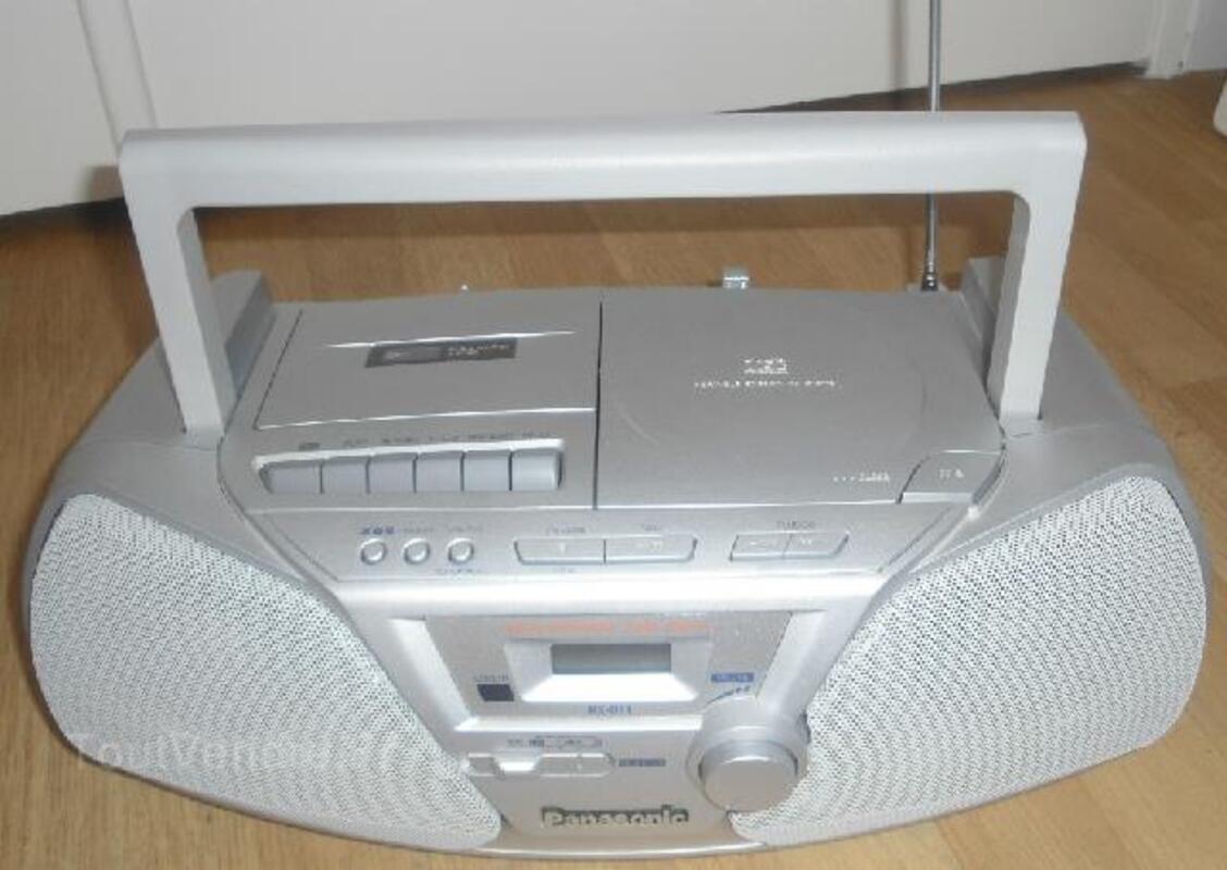 Chaîne hifi portable Panasonic 102817557
