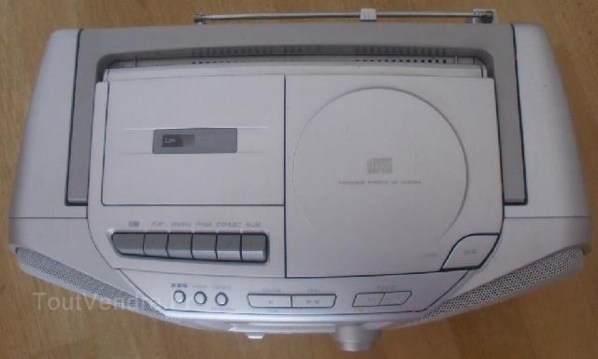 Chaîne hifi portable Panasonic 102817558