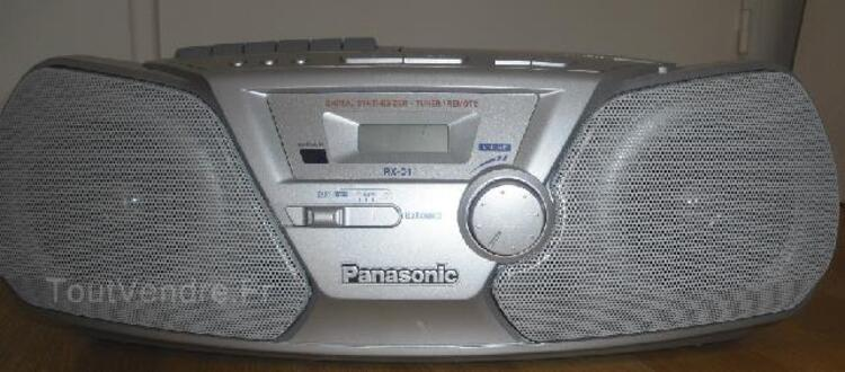 Chaîne hifi portable Panasonic 102817559