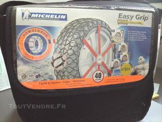 Chaîne neige Easy Grip Michelin S11