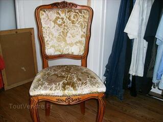 Chaise- fauteuils-gazinière