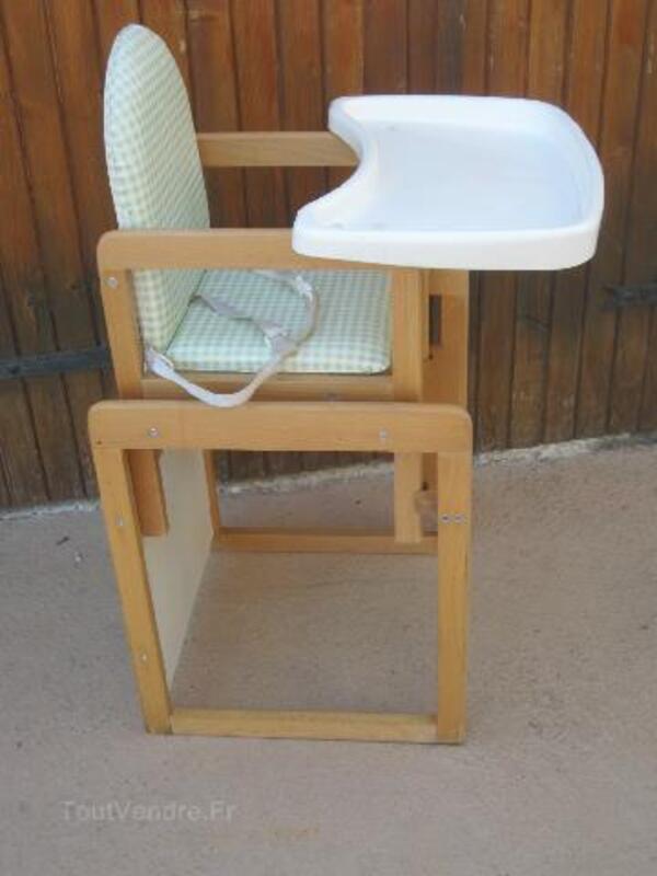 Chaise haute en bois évolutive bureau toys r' us 90780170
