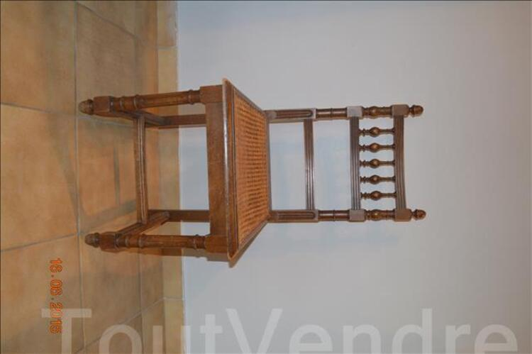 Chaises anciennes style Henry II 106844550