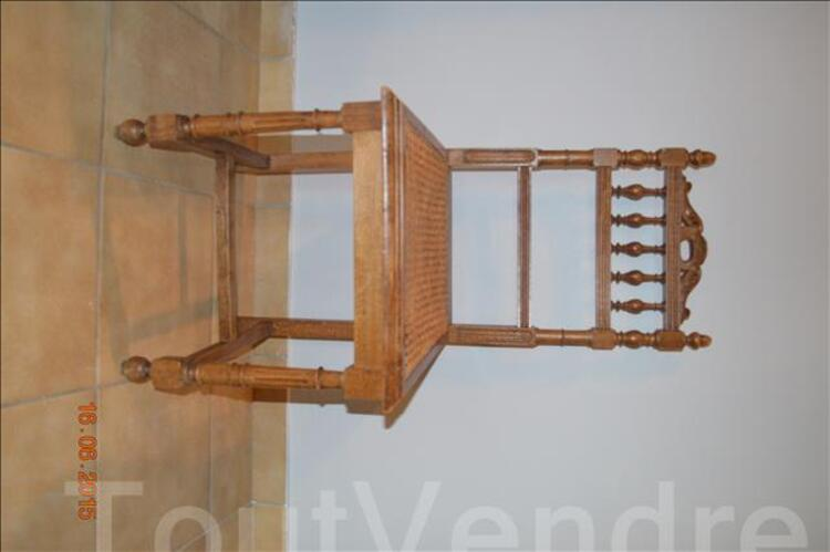 Chaises anciennes style Henry II 106844639
