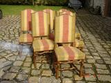 Chaises style Louis XIII