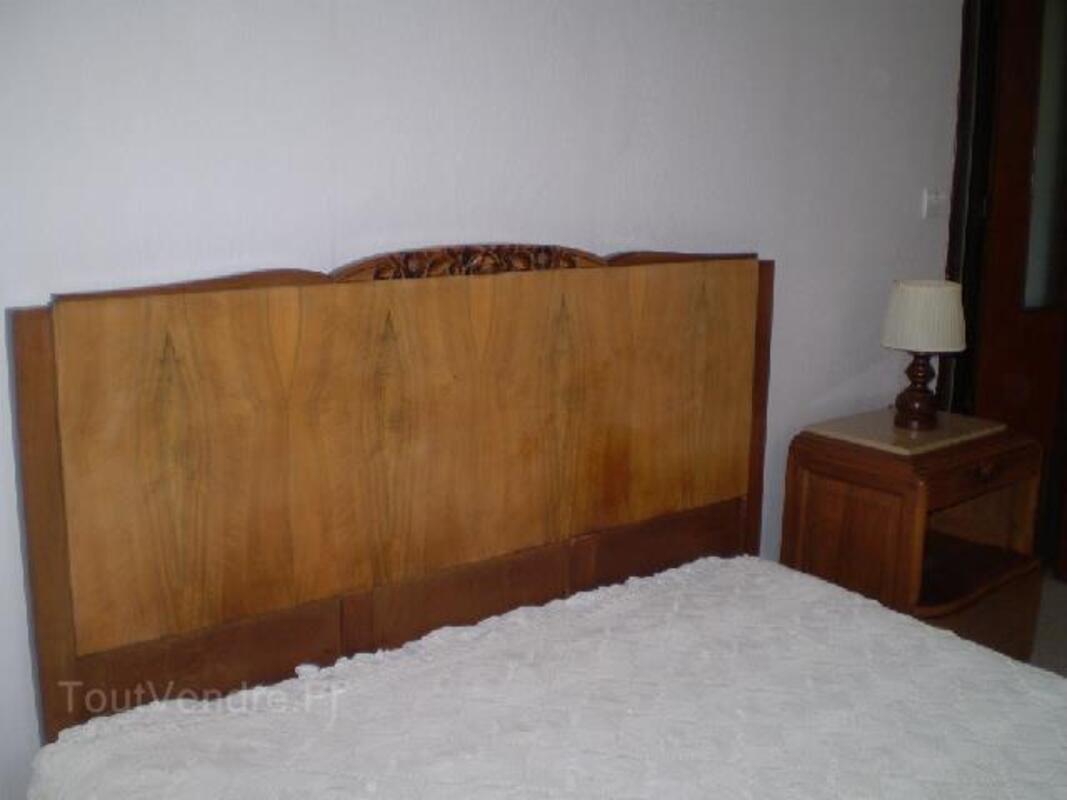 Chambre à coucher ancienne complète 93216221