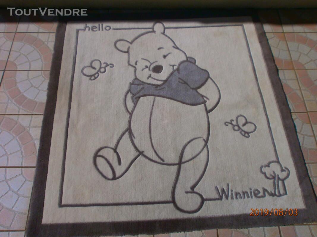 Chambre bébé mixte winnie l,ourson de Sauthon chez Aubert 574241363