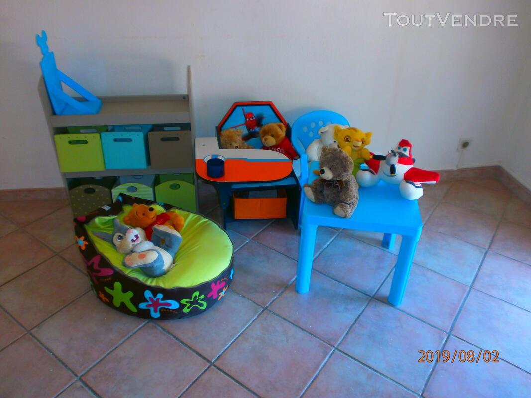 Chambre bébé mixte winnie l,ourson de Sauthon chez Aubert 574241366