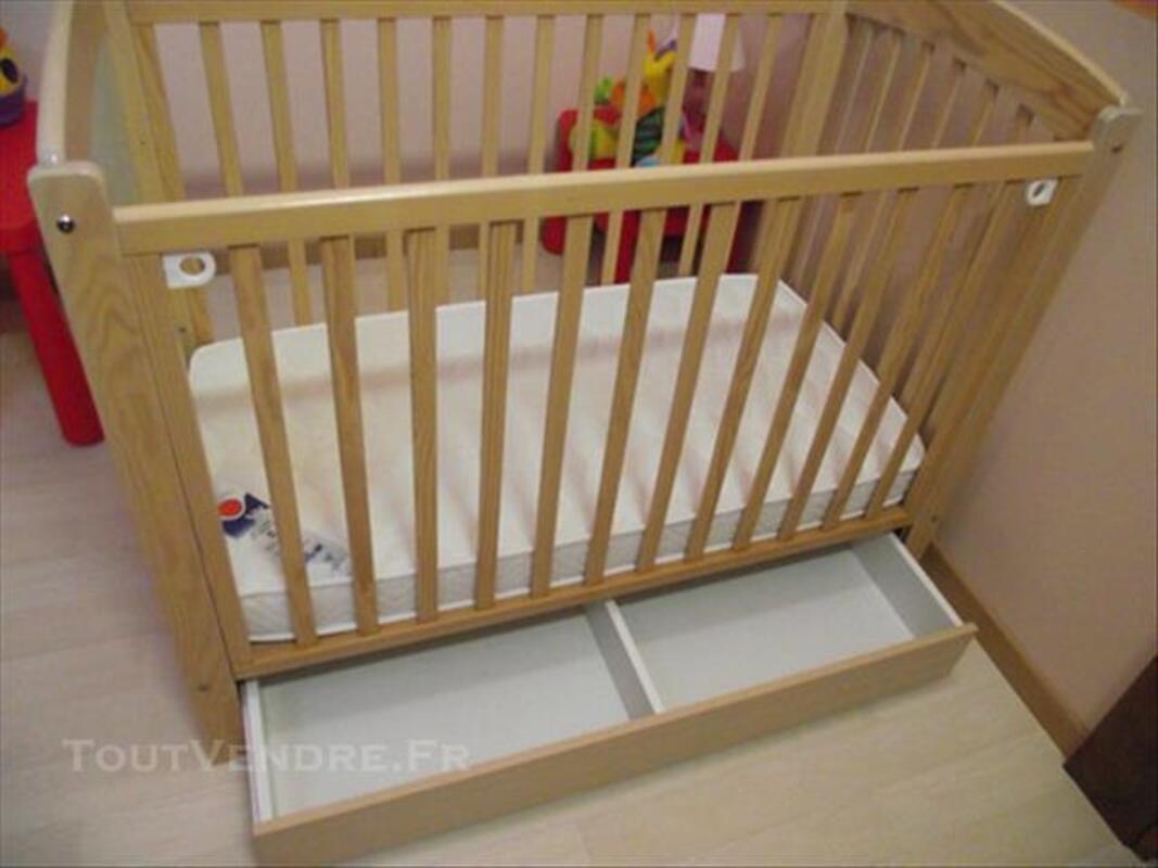 Chambre complète bébé de chez Aubert en parfait état 78242109