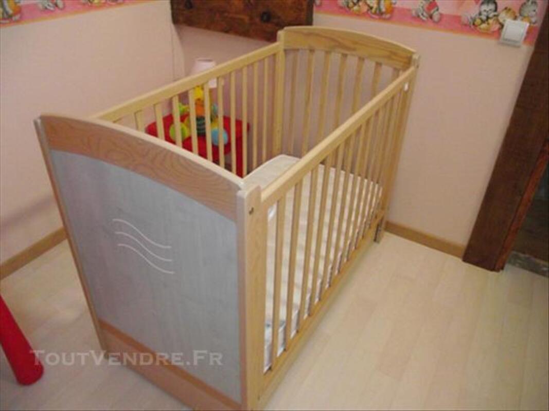Chambre complète bébé de chez Aubert en parfait état 78242110