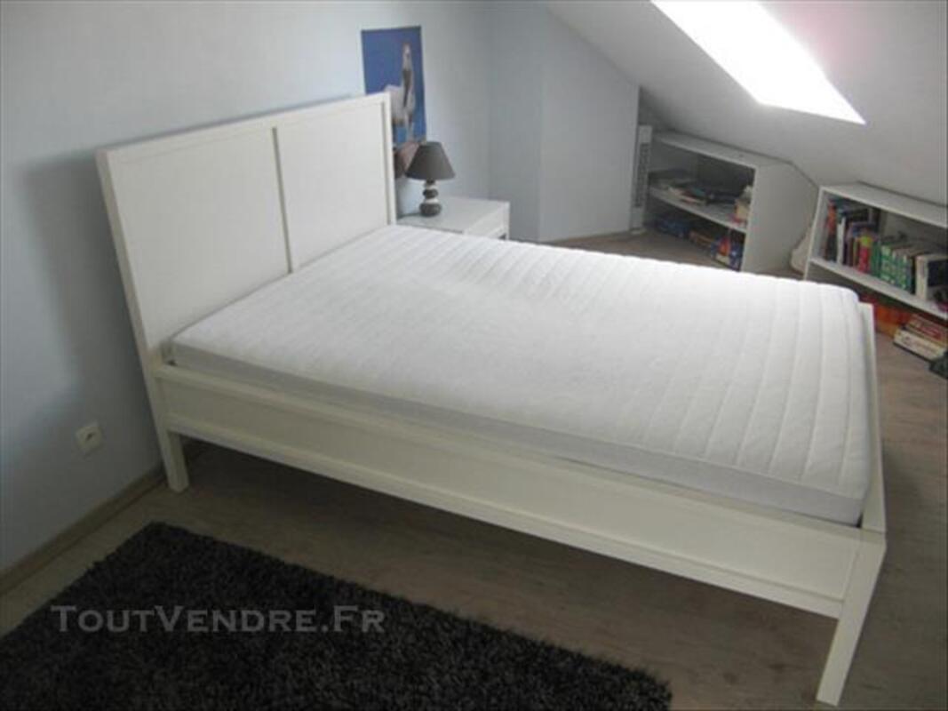 CHAMBRE IKEA couleur blanche état comme neuf 85267754