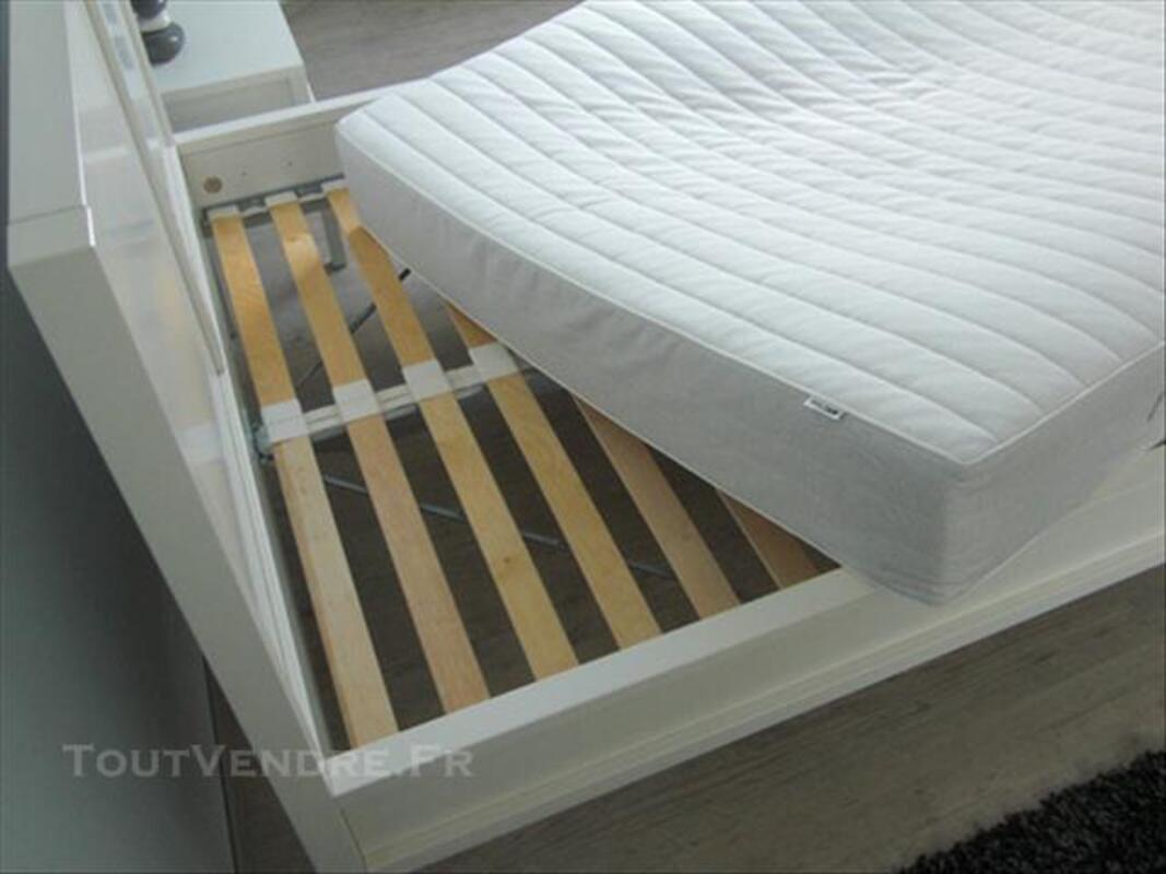 CHAMBRE IKEA couleur blanche état comme neuf 85267755