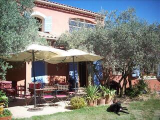 Chambres d'hôtes (4/5 personnes) à 12 km d'Avignon
