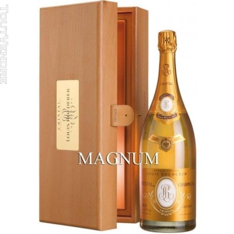 Champagne Cristal ROEDERER Magnum 1,5 l - Millésime 2006 131754447