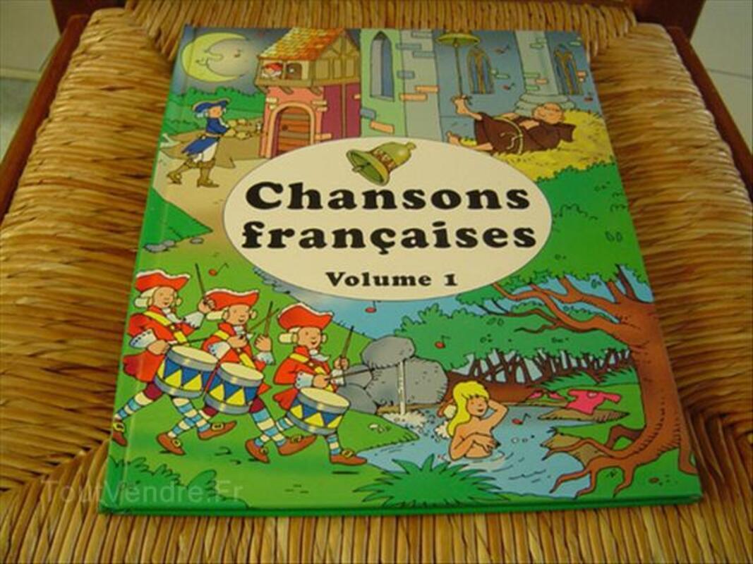 Chansons françaises Volume 1 55978439