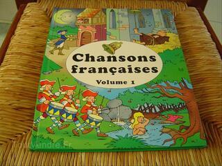 Chansons françaises Volume 1