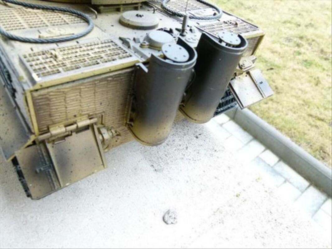 CHAR TIGRE RC 1/16è - Tiger panzer 74027105