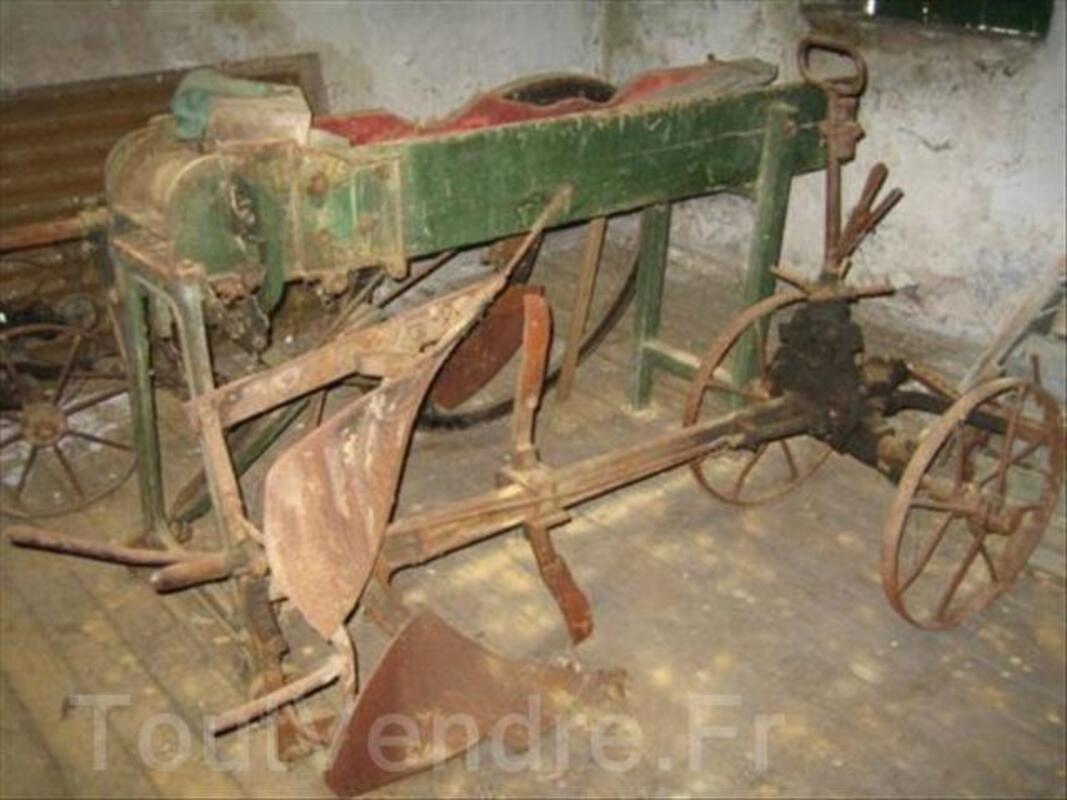 Charrue brabant ancienne Givet Melotte 56452462