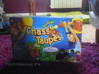 '' Chass' Taupes '' Le jeux qui rend fou pour l'été!