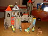 CHATEAU FORT PLAYMOBIL REFERENCE 3666