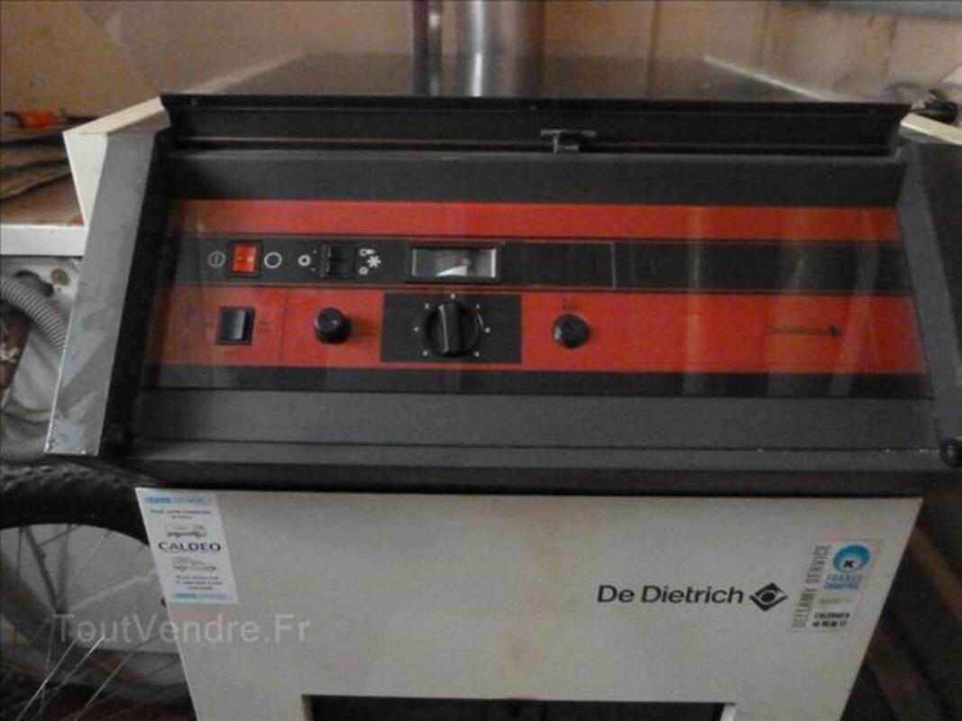 Chaudiere  et bruleur Fioul De Dietrich GTM 130 R 88231171