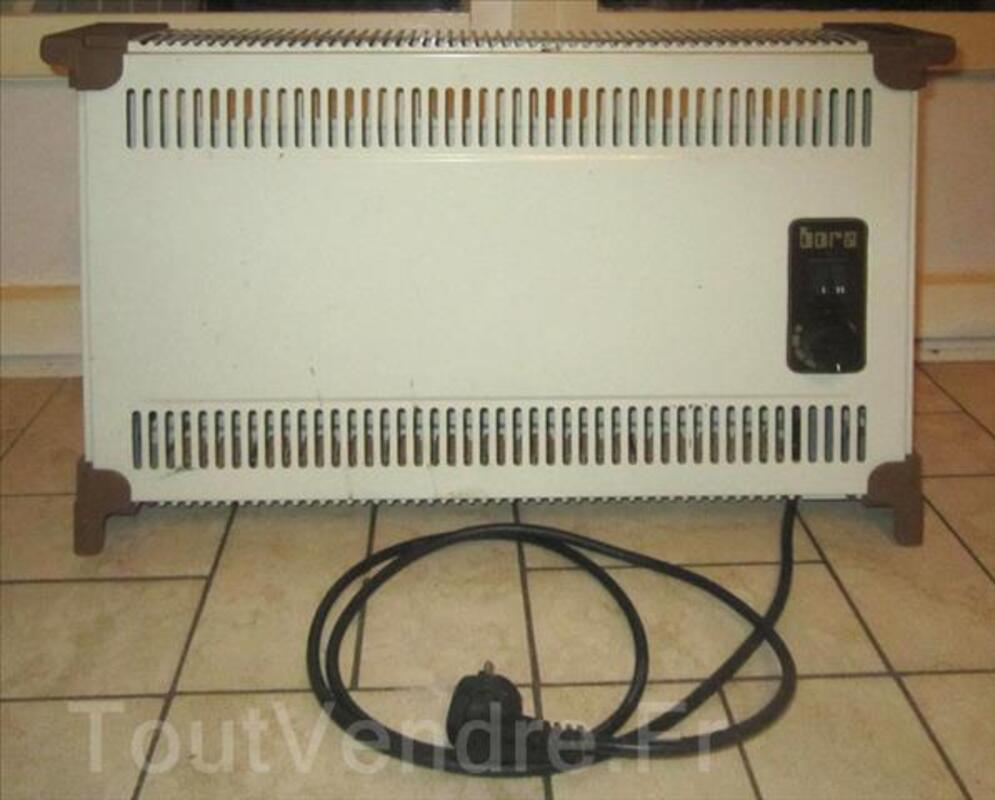 Chauffage convecteur AMSTA BORA 2000 W 91011209
