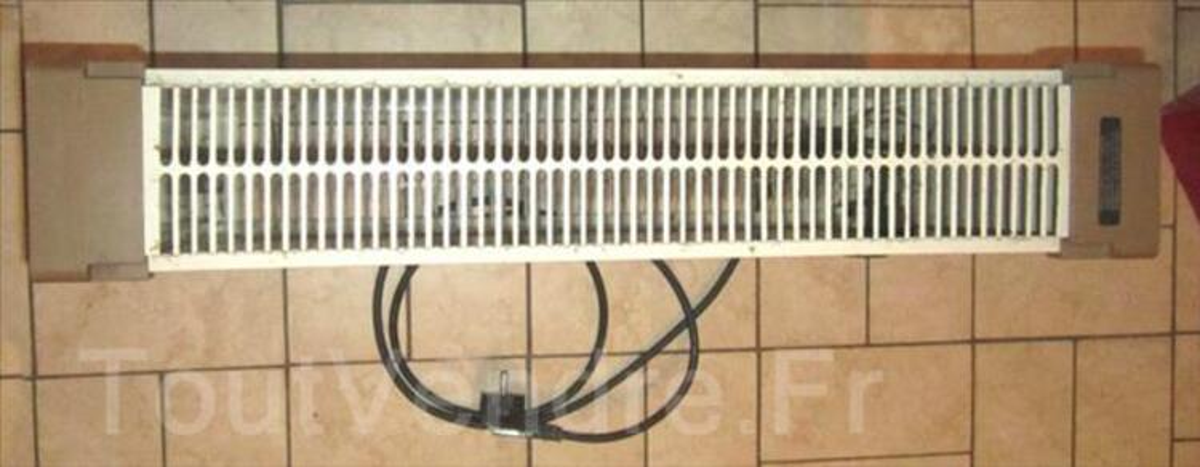 Chauffage convecteur AMSTA BORA 2000 W 91011210