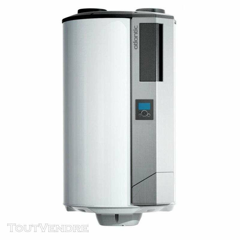 Chauffe-eau thermodynamique ATLANTIC AQUACOSY AV 100L VM 617232607