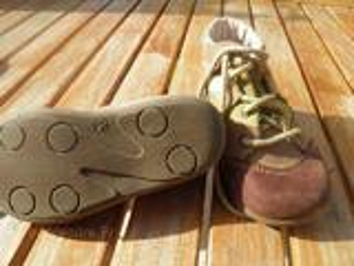 Chaussure à lacet taille 20 ORCHESTRA