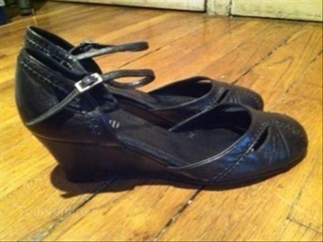 Chaussure femme compensée minelli,  pointure 39 68011474