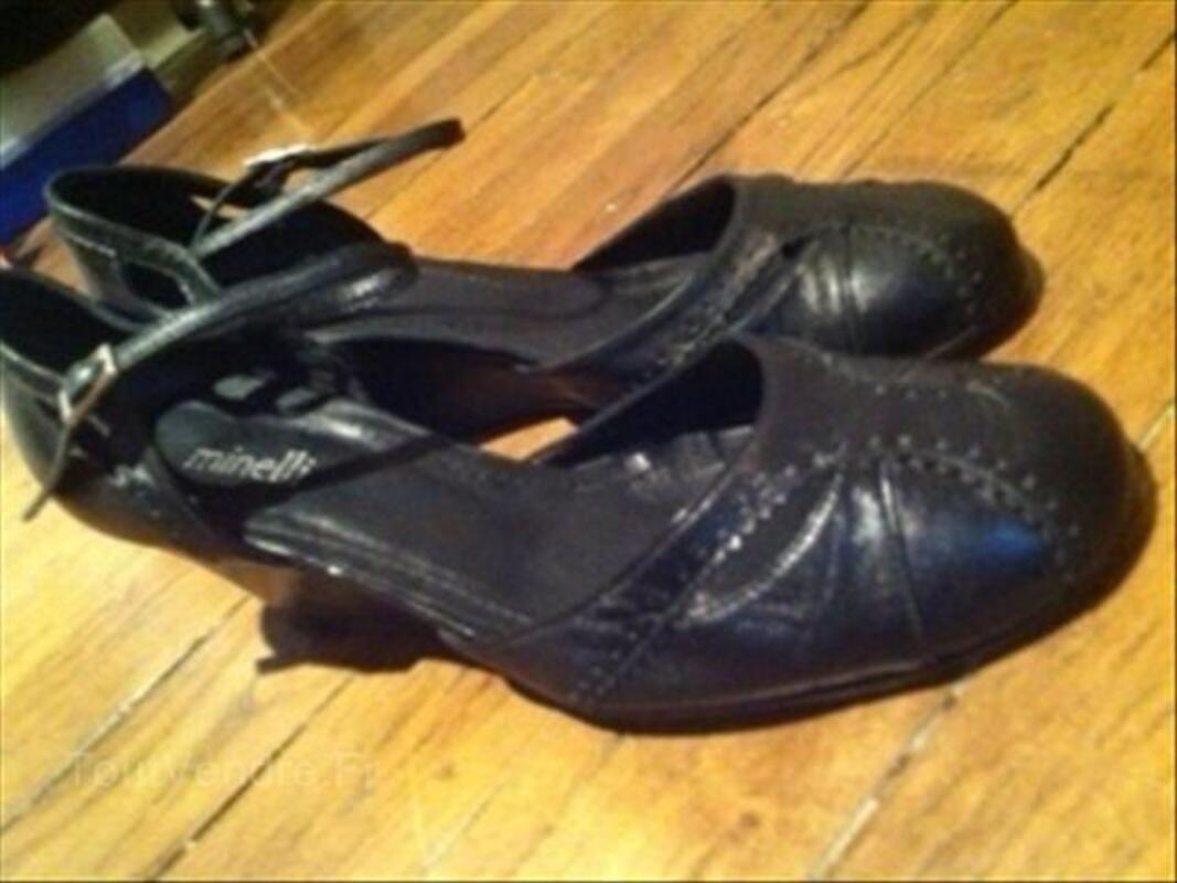 Chaussure femme compensée minelli,  pointure 39 68011476
