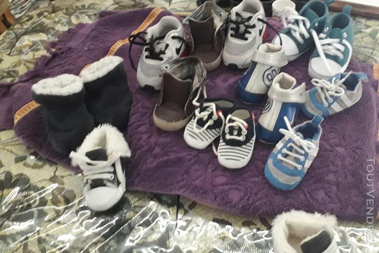 CHAUSSURES BEBE PLUSIEURS TAILLES 690962424