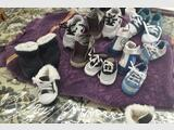 CHAUSSURES BEBE PLUSIEURS TAILLES