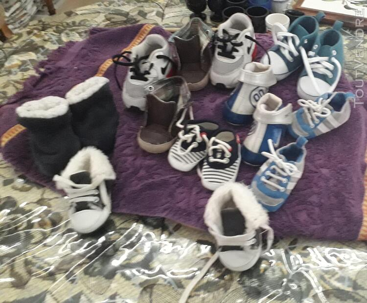 CHAUSSURES BEBE PLUSIEURS TAILLES 690962682