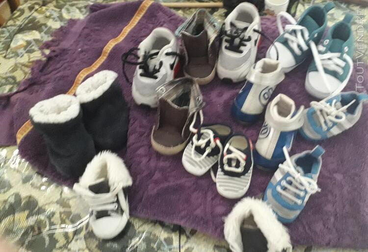 CHAUSSURES BEBE PLUSIEURS TAILLES 690962811