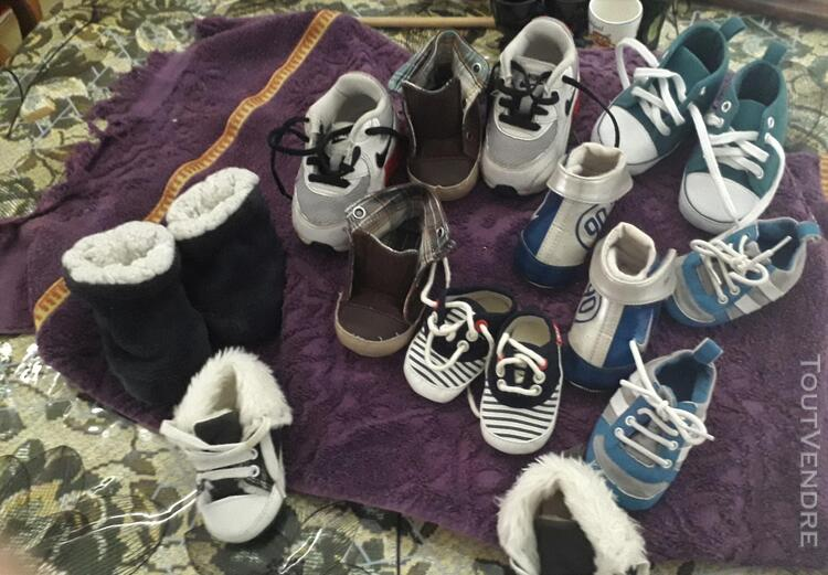 CHAUSSURES BEBE PLUSIEURS TAILLES 690963075