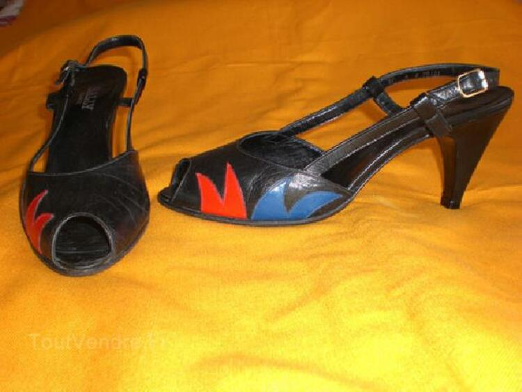 Chaussures cuir BAILLY 103104257